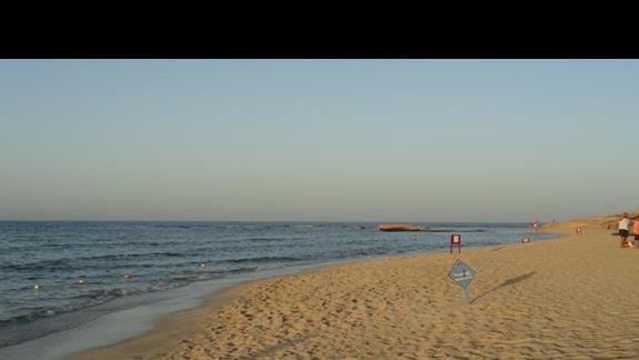 El Malikia Resort Abu Dabbab - plaża