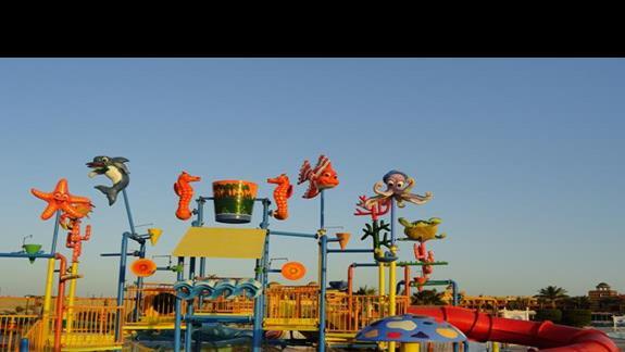 El Malikia Resort Abu Dabbab - mini aquapark