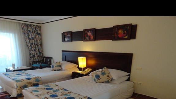Concorde Moreen Beach Resort & Spa - pokój standardowy