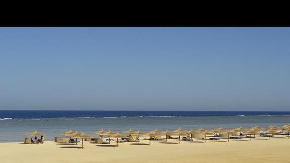 Novotel Marsa Alam - plaża