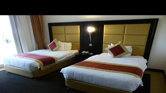 Pokój w hotelu Royal Beach