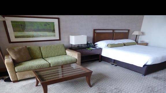 Pokój w hotelu Amwaj Rotana Jumeirah Beach