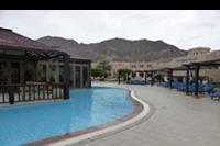 Hotel Miramar Al Aqah Beach Resort - Basen w hotelu Miramar Al Aqah Beach Resort