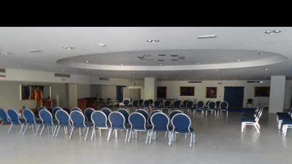 Capo Peloro - sala konferencyjna