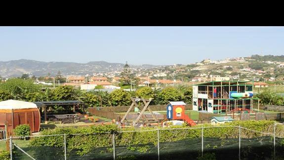 Capo Peloro - plac zabaw