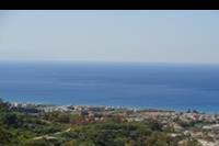 Hotel Il Parco Degli Ulivi - Il Parco Degli Ulivi - widok na morze