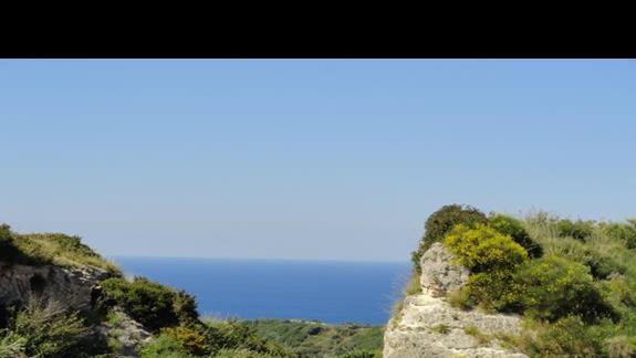 Il Parco Degli Ulivi - widok z hotelu