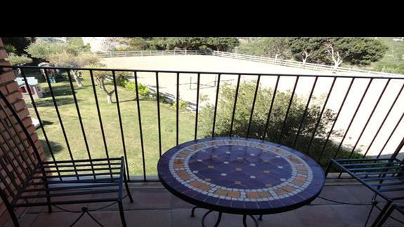 Il Parco Degli Ulivi - balkon w pokoju