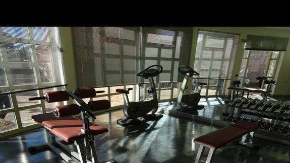 Il Parco Degli Ulivi - siłownia