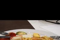 Hotel Le Dune Beach Club - Le Dune Beach Club - posiłek w restauracji