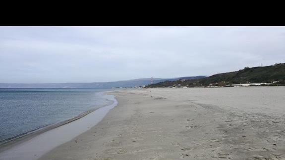 Le Dune Beach Club - plaża