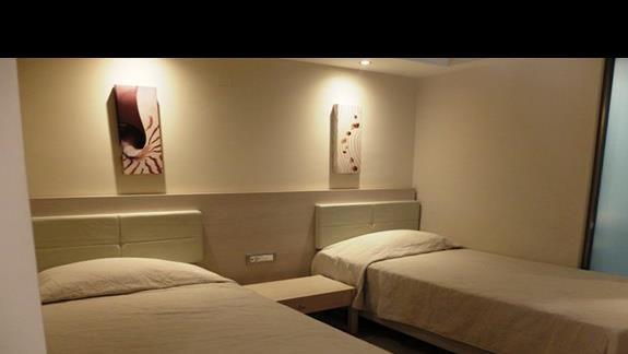 pokój rodzinny superior  w hotelu Belvedere Imperial