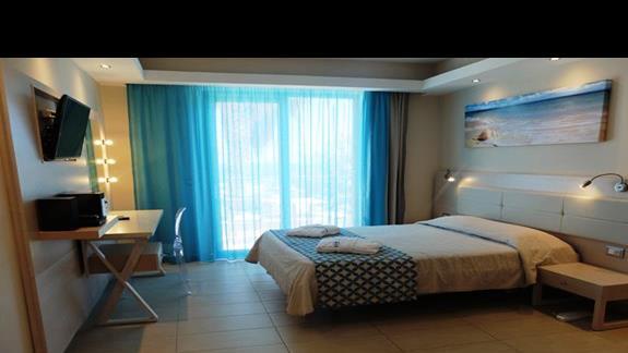 pokój superior  w hotelu Belvedere Imperial