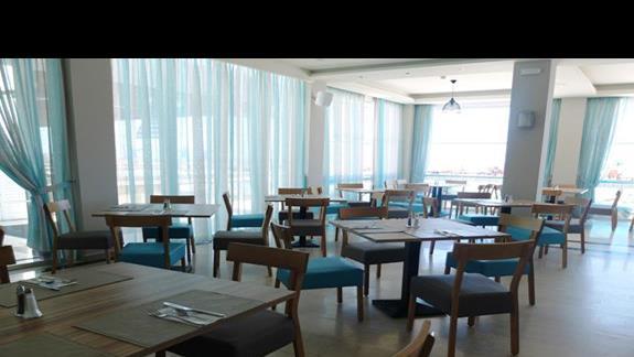 restauracja  w hotelu Belvedere Imperial