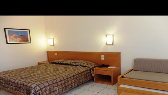 pokój stndardowy  w hotelu Belvedere Imperial
