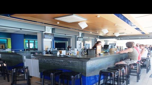 bar  w hotelu Belvedere Imperial