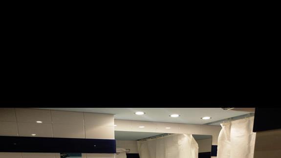łazienka w pokoju standardowym w hotelu Belvedere Royal