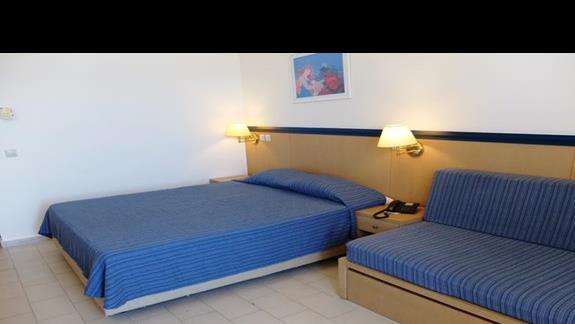 pokój standardowy w hotelu Belvedere Royal