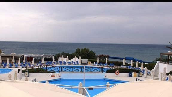 basen hotelu Aldemar Cretan Village