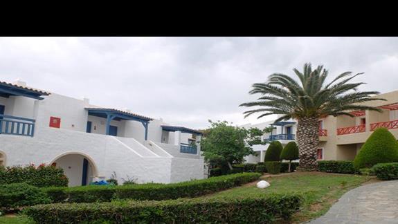 otoczenie hotelu Aldemar Cretan Village
