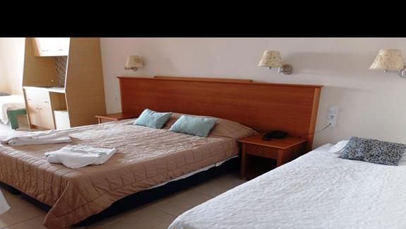 pokój standardowy w hotelu Elounda Waterpark