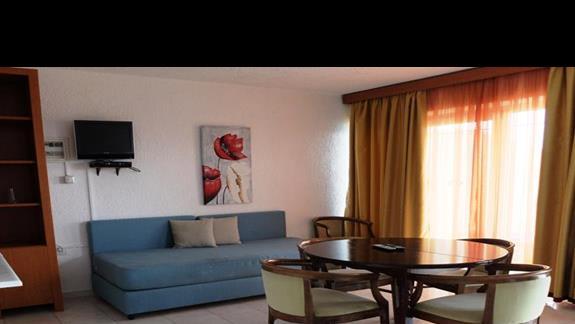 pokój superior  w hotelu Elounda Waterpark