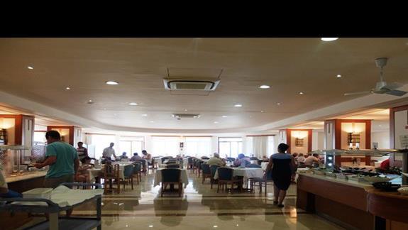 restauracja w hotelu Iberostar Creta Panorama