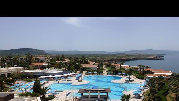 basen w hotelu Iberostar Creta Panorama