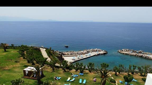 plaża w hotelu Iberostar Creta Panorama