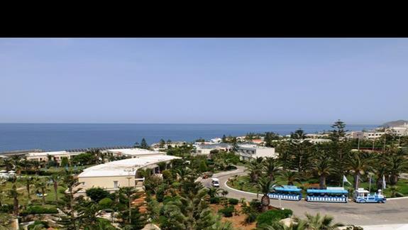 teren hotelu w hotelu Iberostar Creta Panorama