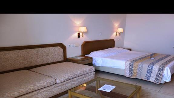 pokój standardowy w hotelu Iberostar Creta Panorama