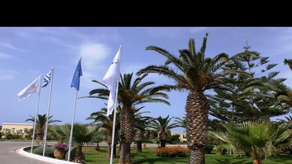 otoczenie hotelu Iberostar Creta Panorama