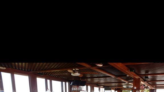 bar w hotelu Koni Village