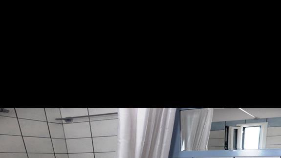 łazienka w hotelu Koni Village