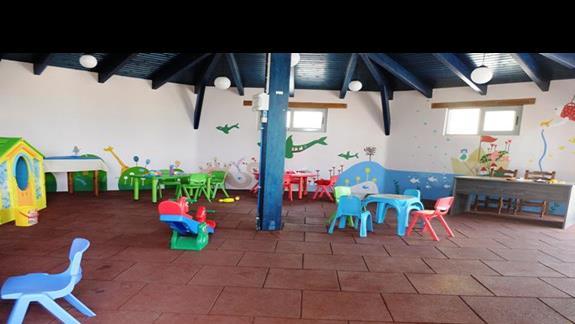 mini klub w hotelu Koni Village