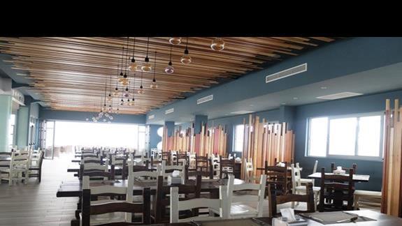 restauracja w hotelu Lyttos Beach