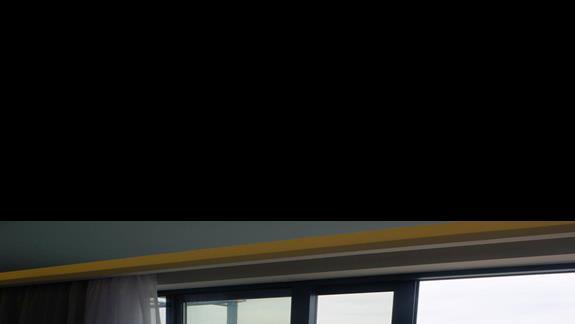 pokój z prywatnym basenem w hotelu Lyttos Beach