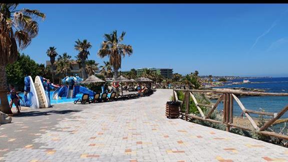 otoczenie hotelu Star Beach Village