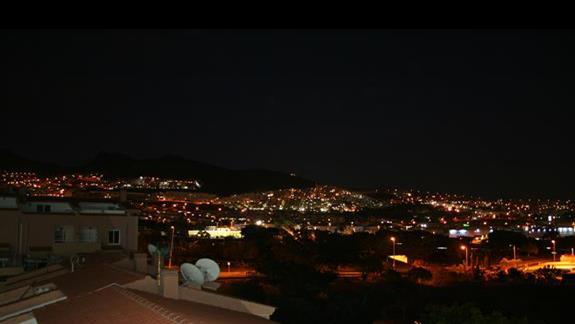 widok z hotelu :)