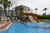 Hotel Galeri Resort - Zjeżdżalnie w hotelu Galeri Resort