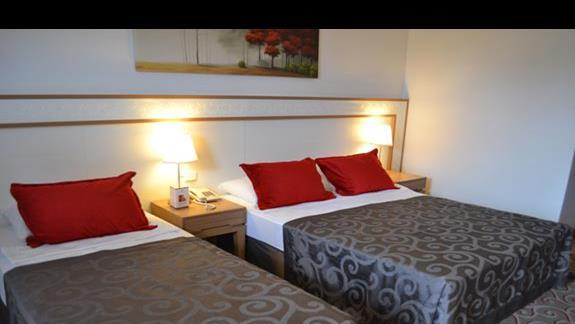 Pokój rodzinny w hotelu Galeri Resort