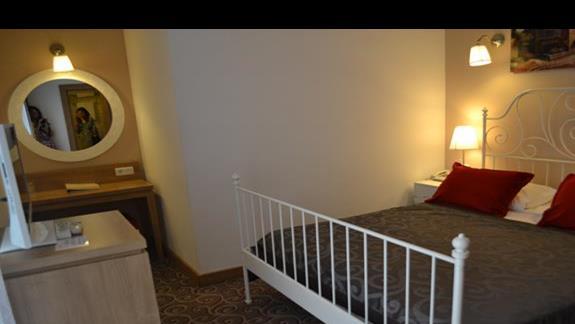 Pokój standardowy w hotelu Galeri Resort
