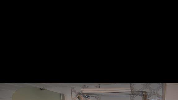 Łazienka w pokoju standardowym w hotelu Galeri Resort