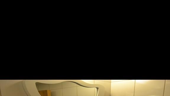 Łazienka w pokoju rodzinnym w hotelu Galeri Resort