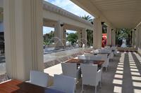 Hotel Seven Seas Blue - Zewnetrzna czesc lobby w hotelu Otium Seven Seas