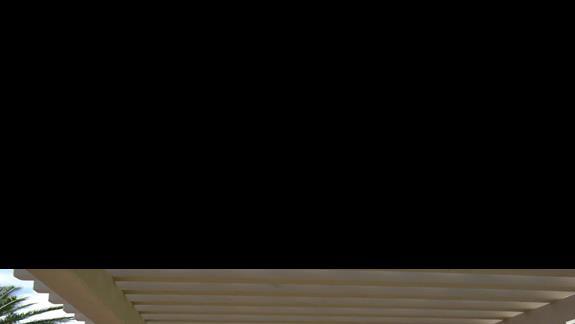 Promenada palmowa w hotelu Otium Seven Seas