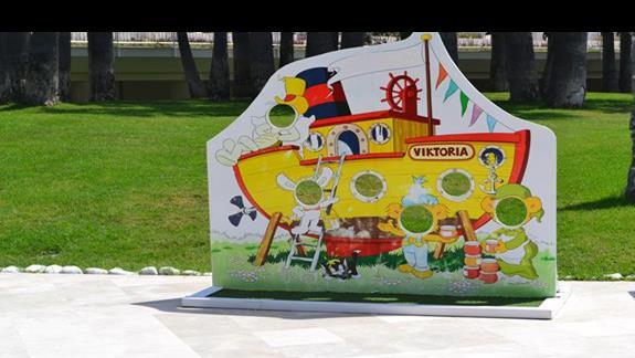 Atrakcje dla dzieci w hotelu Otium Seven Seas