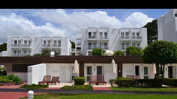 Teren hotelu Otium Seven Seas