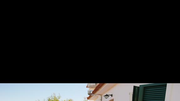 balkony w pokojach