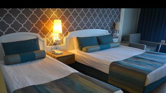 Pokój standard w hotelu Sherwood Breezes